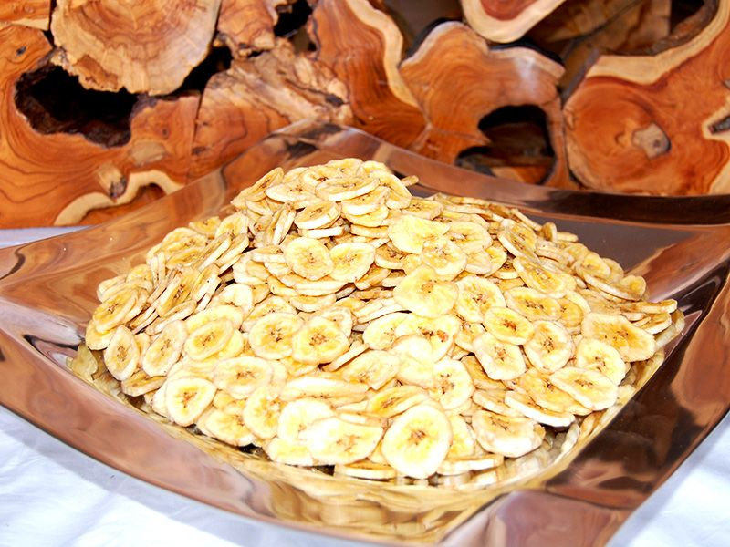 Bananenchips 250g